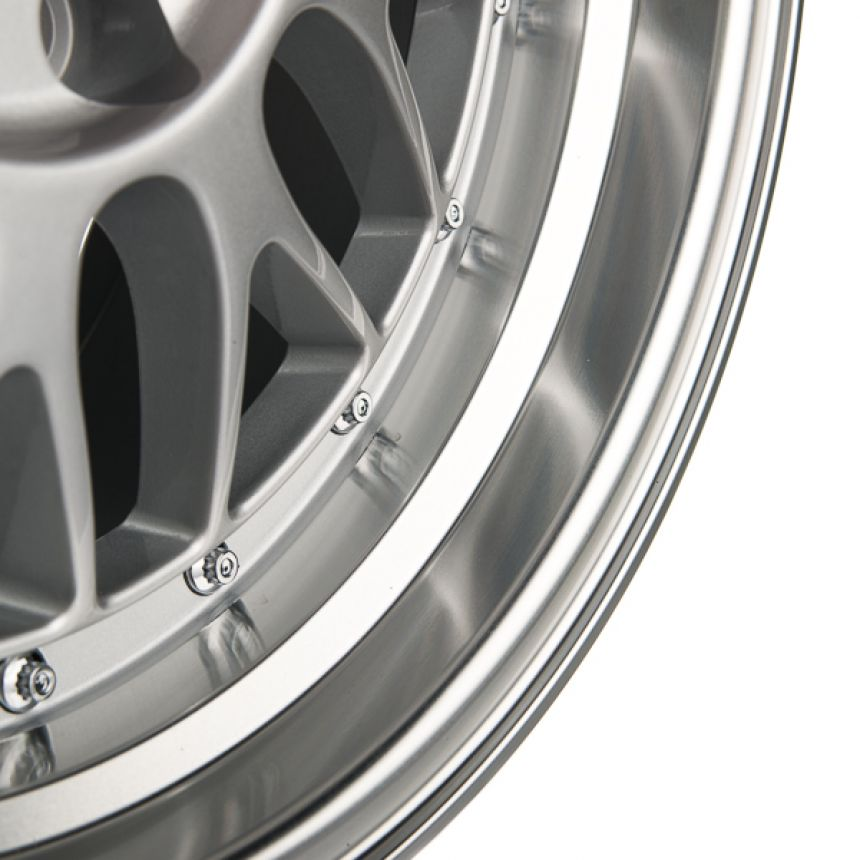 LeMans Silver 8.5x17