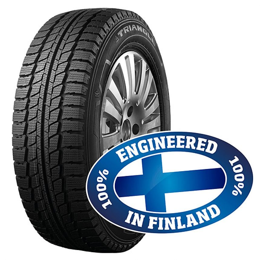 SnowLink Van -Engineered in Finland-