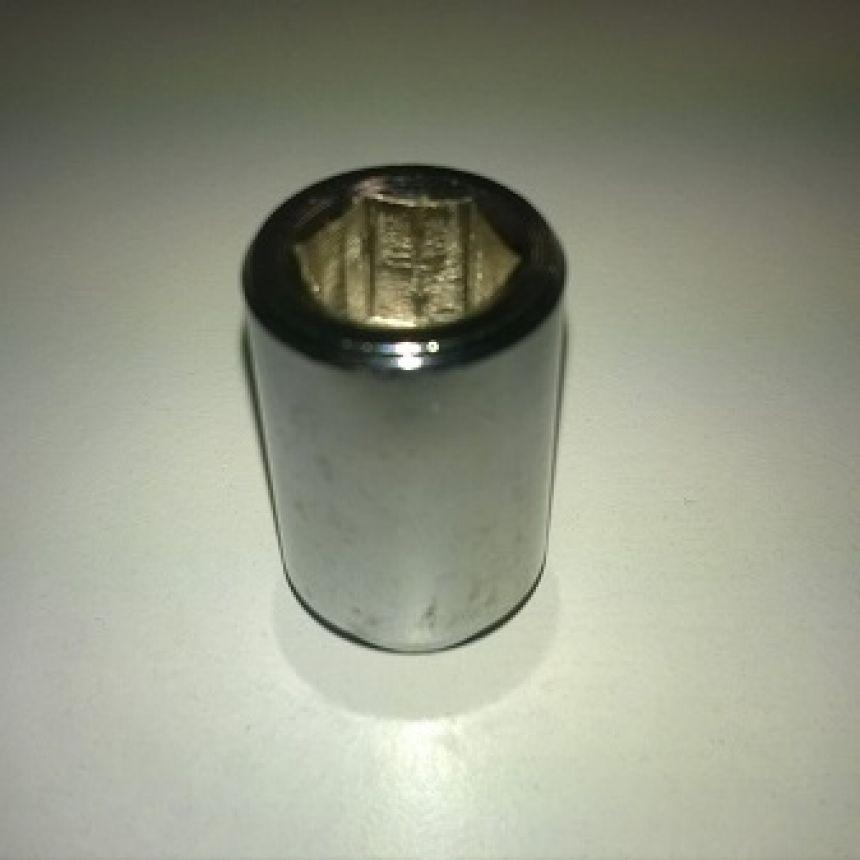 Kuusiokolo aluvannemutterisarja 1,25mm nousu, 12mm, 20 kpl
